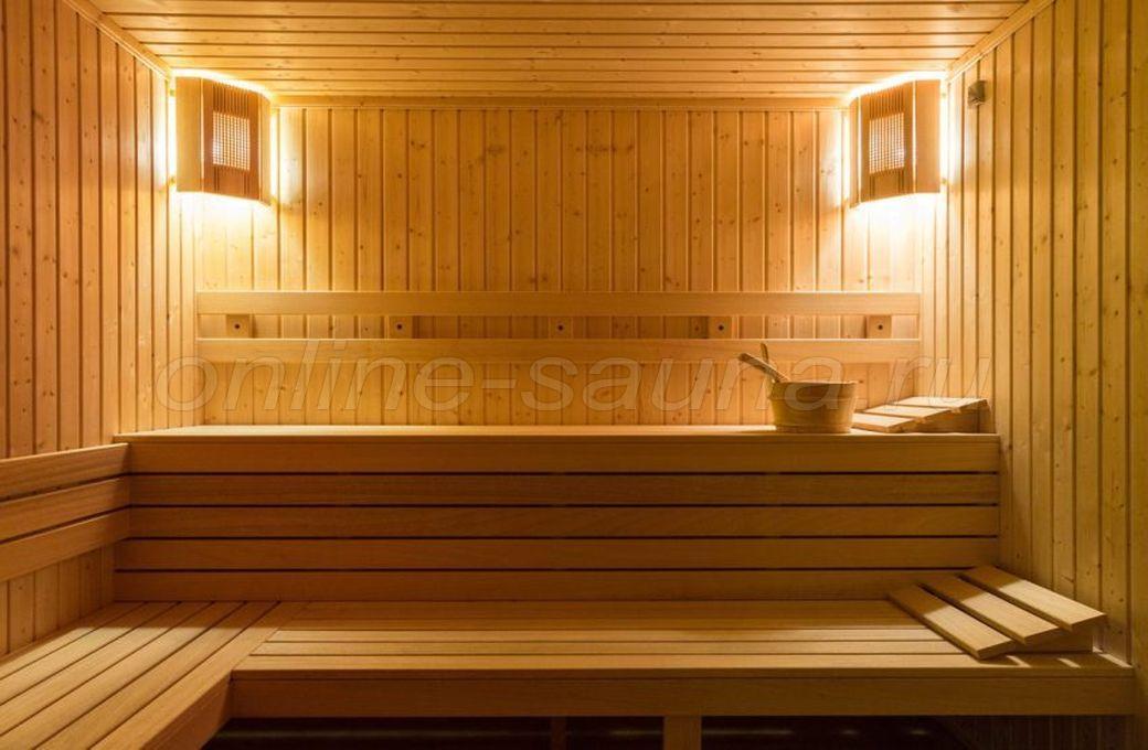 Ноев ковчег, сауна